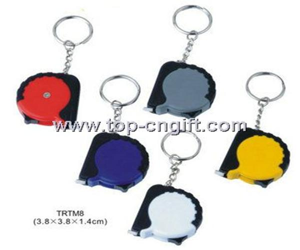Tape Measure Key Tag