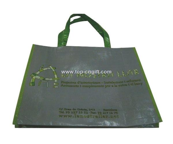 Waterproof non-woven bag