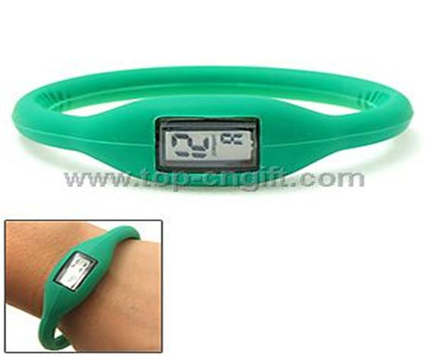 Silicone Wristband Watch