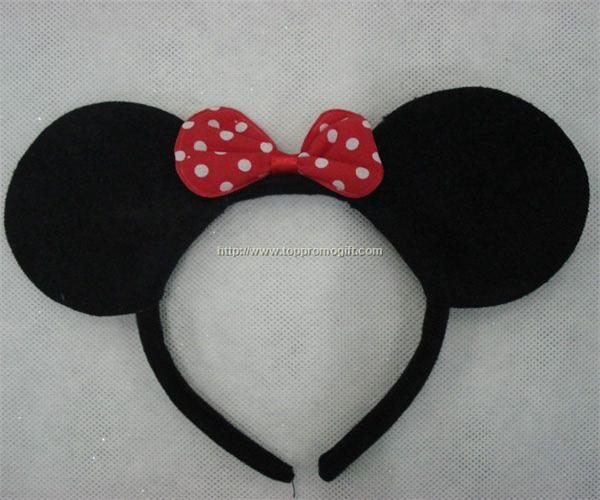 Mickey-Ear Hair Band