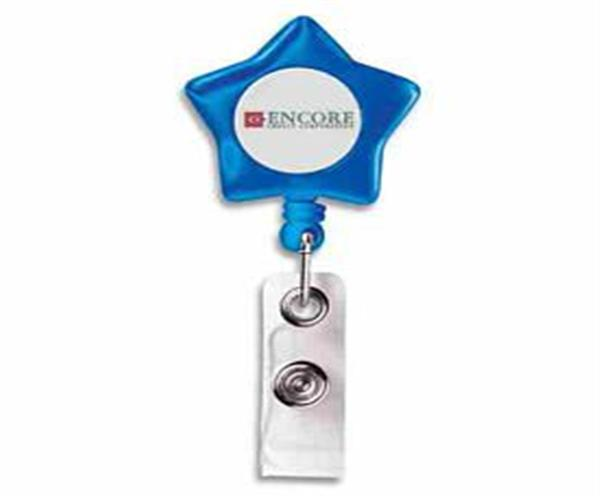Retractable badge holder with 30 length cord