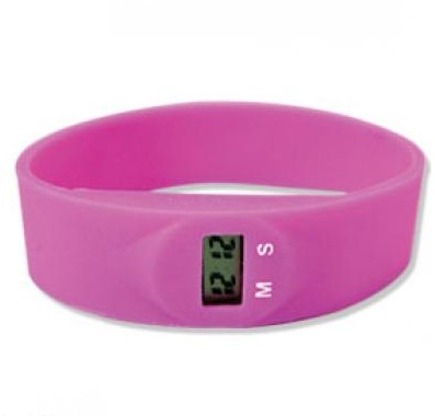 Soft Silicone Wristband Watches