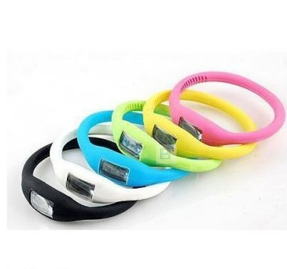 Cheap Silicone Wristband Watches