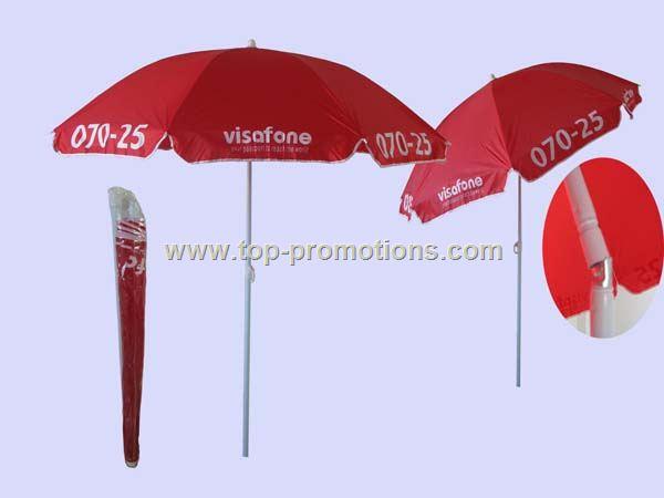 High UV Protection Beach Umbrellas