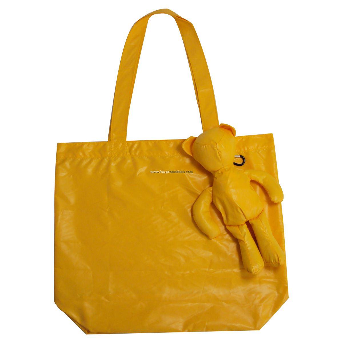 Bear Shopping bags