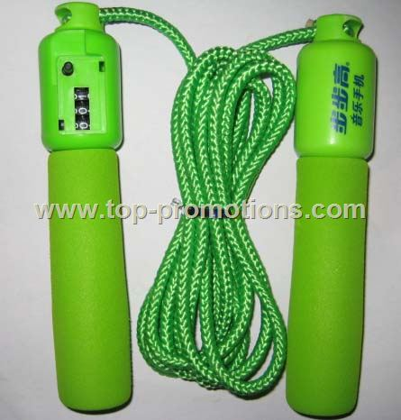 Skipping Ropes with Counters