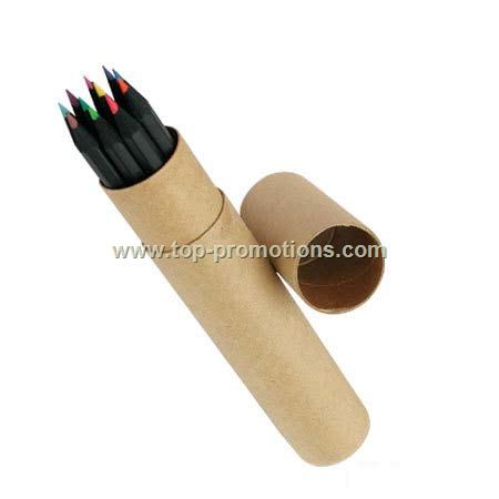 Black Pencils in cylinder