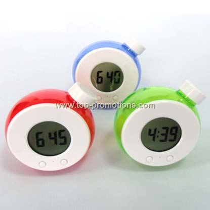 Promotional Water Powered Clocks