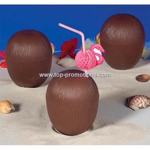 Pack of Twelve 16oz Coconut Cups