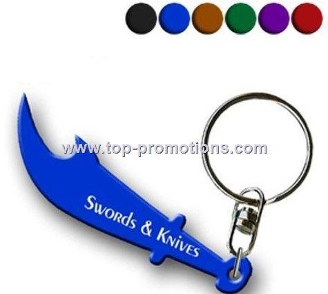 Sword Key Chain