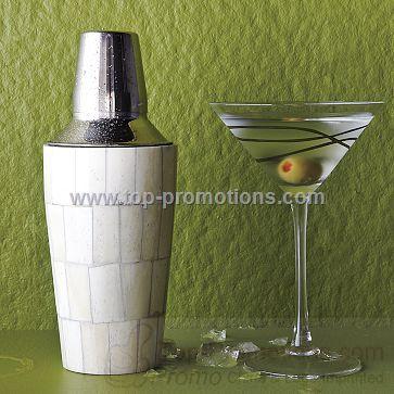 bone cocktail shaker