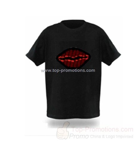 Light up T-Shirt