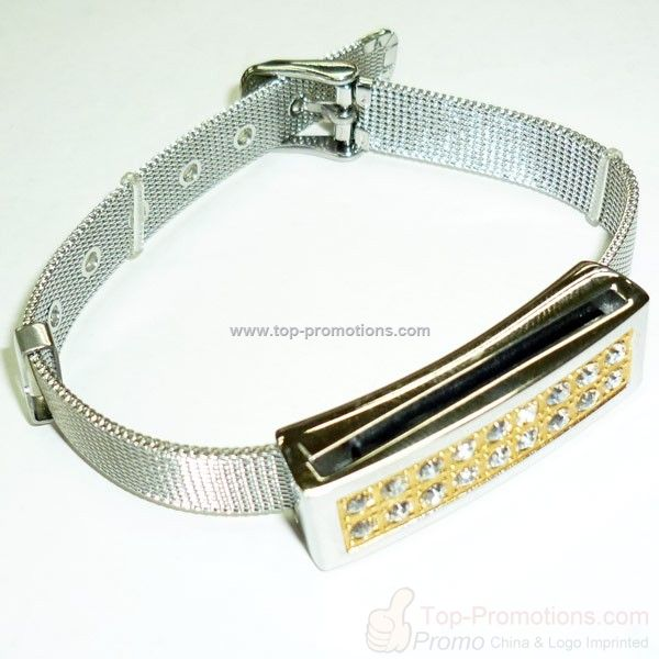 Jewelry USB Flash Drive Wristlet