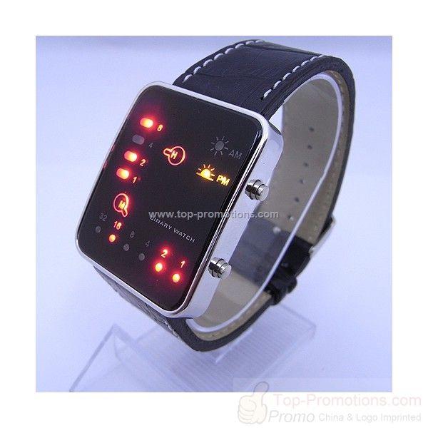 LED Matrix Watch, Waterproof