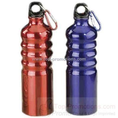 27 oz. aluminum sport bottle/water bottle