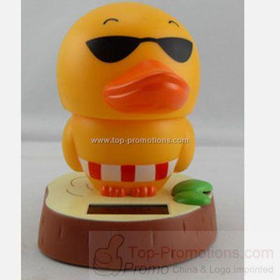 Duck Solar toy