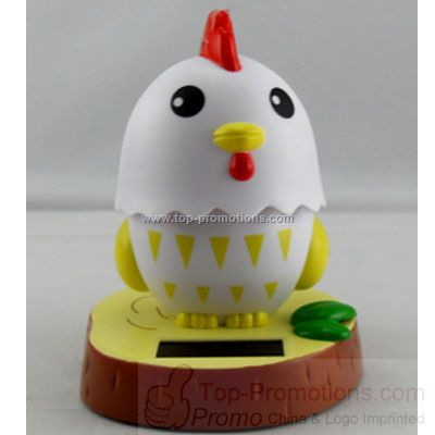 Chicken Solar toy