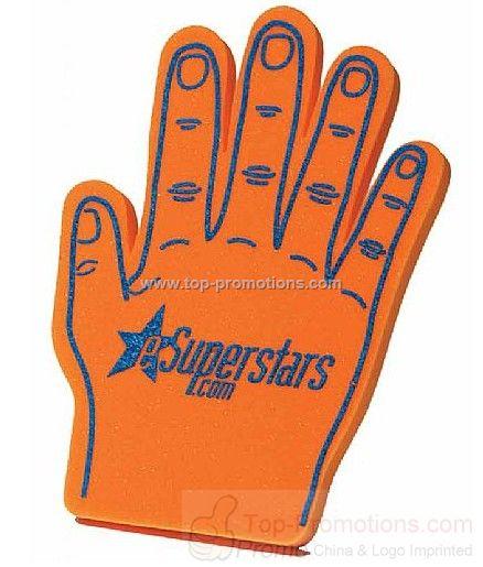 Hands Up Foam Hand - 16