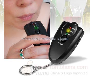 LED Breath Alcohol Tester