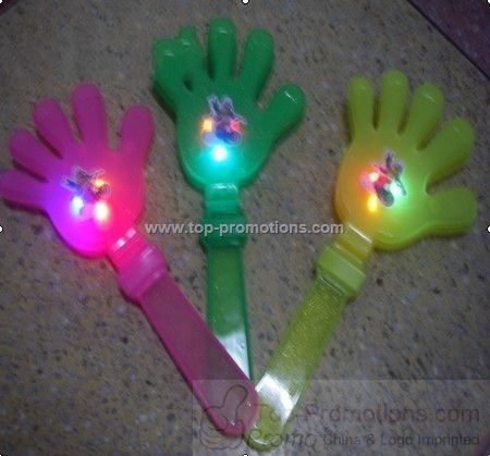 Flashing Hand Clappers