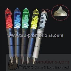 LED Flashing Colorful Pen