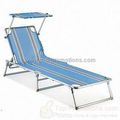 Textliene Folding Lounger Chair