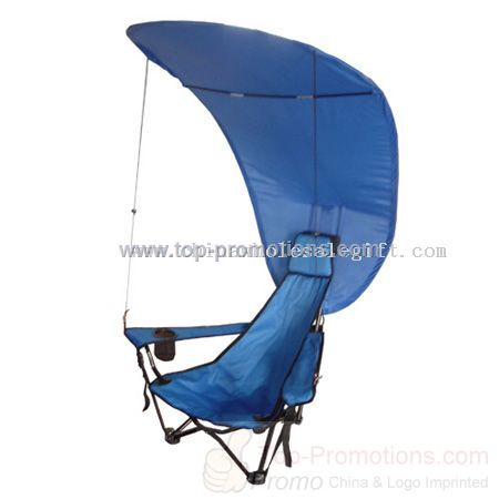 High Back Mesh Beach Chair