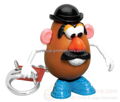 Mr. Potato Head Keychain