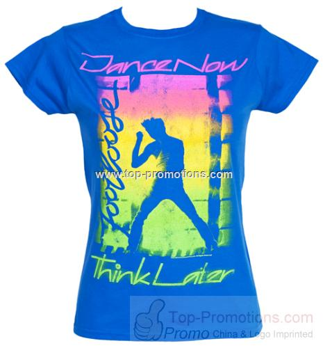Think Ladies T-Shirt