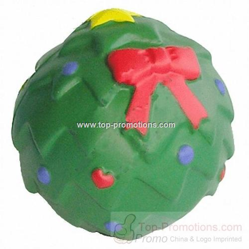 Christmas Tree Stress Ball