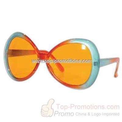 Funky glamour sunglasses