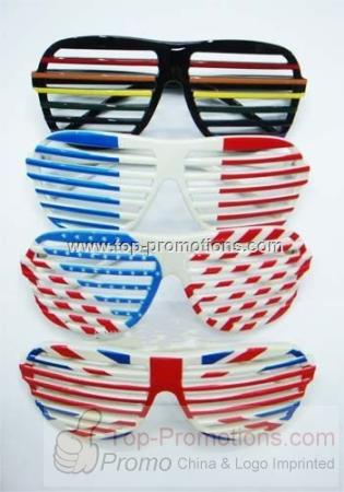 Shutter Shades Party Sunglasses