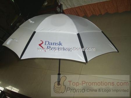 2-Layer Fodling Golf Umbrella