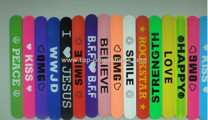 Slap Wristband