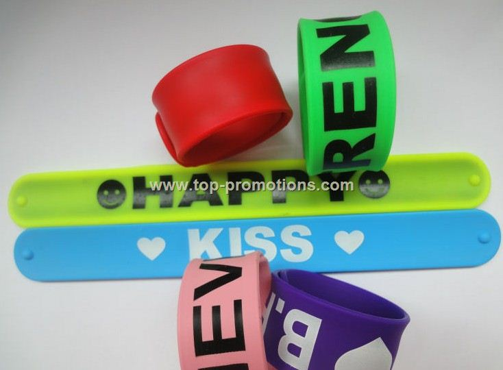 Promotional Slap bracelet
