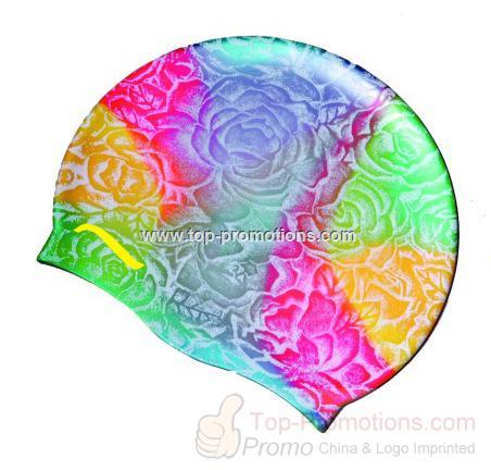 Multi colors Swimming cap