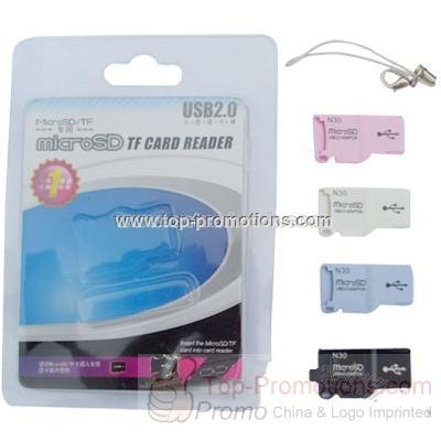 Micro SD/TF Card Reader