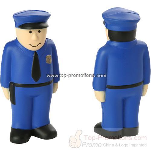 Policeman Stress Balls - Economy
