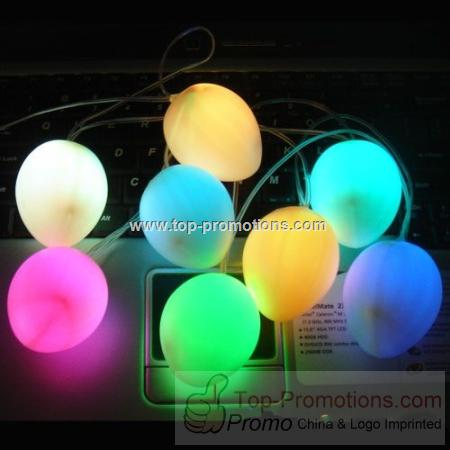 USB Easter Egg Light with Basket