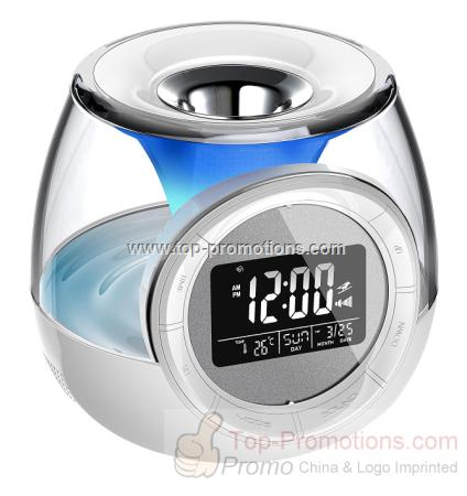 Aroma Heater with Calendar Clock and Nature Sound