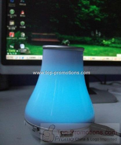 USB HUB with aroma spray & night light X is mas gift