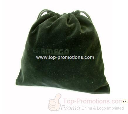 Velvet Drawstring Bag