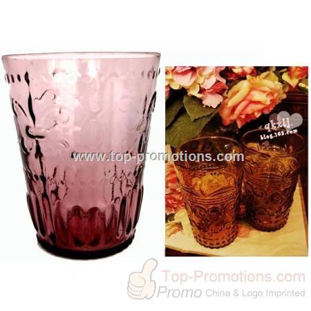 Woolworths European glass