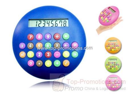 Digital Circle Hamburger Shape Calculator