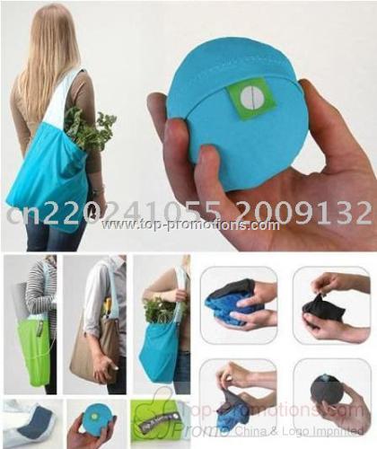Magic Folding Shopping Bag