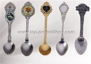 Metal Domed Spoons
