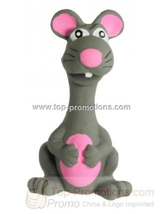 MOUSE LATEX TOY 15 CM
