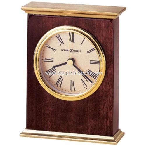 Howard Miller Laurel Tabletop Clock