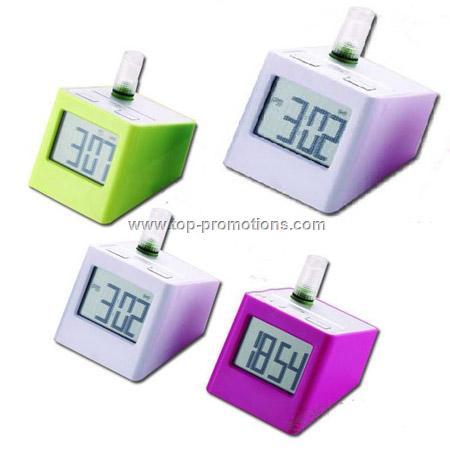 Water Power Gift Clocks