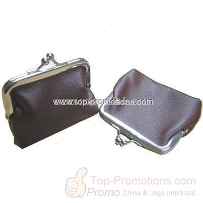 Leather Coins Wallet
